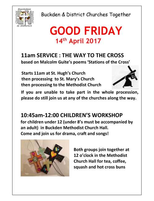 Good Friday Poster