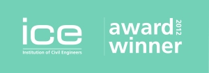 ICE award logo