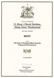 ICE Merit Award