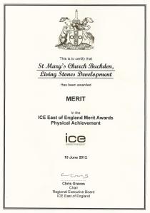 ICE Merit Award