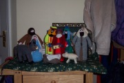 knitted nativity pic