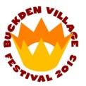 Buckden Village Festival logo