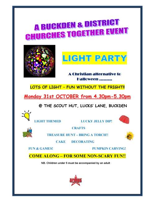 light-party-event-poster