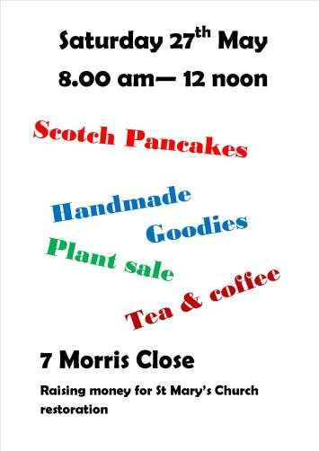 Pancakes & Goodies poster