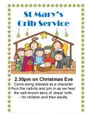 crib service poster