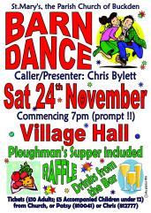 Barn Dance Poster 2411181