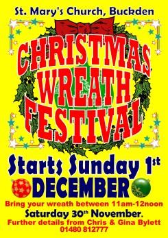 Christmas Wreath Festival 2019